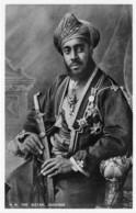 Zanzibar - Ethnic / 43 - The Sultan - Tanzanie