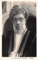 Zanzibar - Ethnic / 45 - The Sultan - Tanzanie