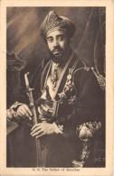 Zanzibar - Ethnic / 49 - The Sultan Of Zanzibar - - Tanzanie
