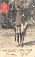 Zanzibar - Ethnic / 52 - Inkosi Zulu Method Of Saluting A Superior - Tanzanie