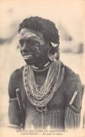 Zanzibar - Ethnic / 53 - Zanguebar - En Tenue De Danse - Tanzanie
