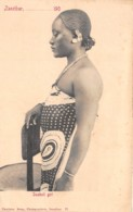 Zanzibar - Ethnic / 55 - Swaheli Girl - Tanzanie