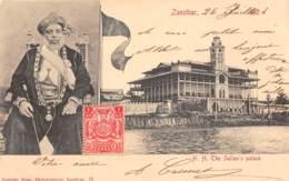 Zanzibar - Ethnic / 56 - The Sultan 's Palace - Tanzanie
