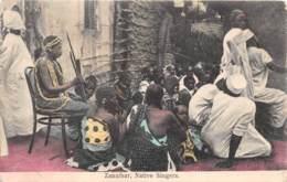 Zanzibar - Ethnic / 57 - Native Singers - Tanzanie