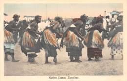 Zanzibar - Ethnic / 60 - Native Dance - Tanzanie