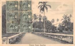 Zanzibar - Ethnic / 63 - Walezo Road - Beau Cliché - - Tanzanie