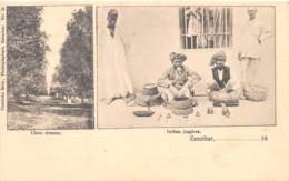 Zanzibar - Ethnic / 64 - Indian Jugglers - Tanzanie