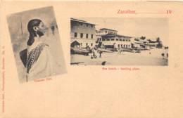 Zanzibar - Ethnic / 65 - Beau Cliché - Tanzanie