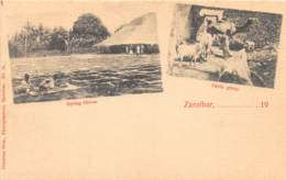 Zanzibar - Ethnic / 66 - Beau Cliché - Tanzanie