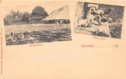 Zanzibar - Ethnic / 66 - Beau Cliché - Tanzania