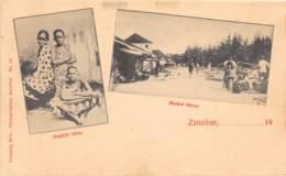 Zanzibar - Ethnic / 67 - Beau Cliché - Tanzanie