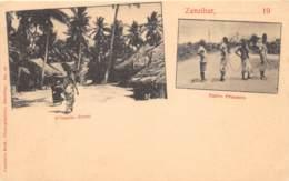 Zanzibar - Ethnic / 69 - Beau Cliché Précurseur - Tanzanie