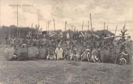Zanzibar - Ethnic / 70 - Kavirondo Warriors - Tanzanie