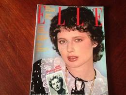 ELLE FRANCE Rivista Magazine 20 Marzo 1978 N.1680 Marlene Jobert - Libri, Riviste, Fumetti
