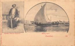 Zanzibar - Ethnic / 73 - Tiputibu - Famous Explorer - Défaut - Tanzanie