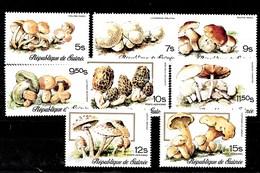 Serie De Guinea Nº Yvert 759A/06A ** SETAS (MUSHROOMS) - Guinea Ecuatorial
