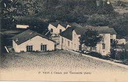 I23 - 39 - P. Vion à CHALÉA Par THOIRETTE - Jura - Frankrijk