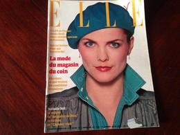 ELLE FRANCE Rivista Magazine 13 Febbraio 1978 N.1675 Nathalie Nell - Libri, Riviste, Fumetti