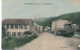 I23 - 39 - MOLINGES - Jura - La Marbrerie - France