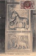 Thème Fétiches - Afrique / 15 - Dahomey - Bas Relief Du Palais De Behanzin - Cartoline