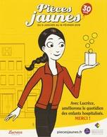 BD Bédé - Lucrèce, Tirelire Pièces Jaunes  - Goscinny, Catel - Cartes Postales