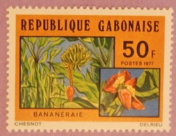 "GABON ANNEE 1977 YT 370 NEUF**  "" AGRICULTURE"" - Gabon (1960-...)"
