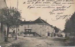 I23 - 39 - ORCHAMPS - Jura - Place Et Puits - Frankrijk