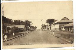 Les COLONIES - Guinée CONAKRY - Boulevard Du Commerce - Vente Directe X - Guinée Française