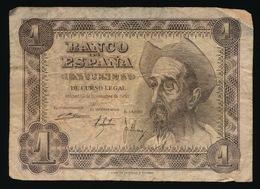 1 PESETA    2 SCANS - [ 3] 1936-1975 : Régence De Franco