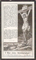 DP. PETRUS SIMILLION ° EXAERDE 1862 - + MOERBEKE (WAAS) 1919 - Religion & Esotérisme