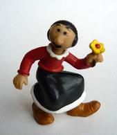 FIGURINE POPEYE - BULLY 1981 OLIVE - Figurines