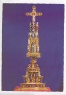 The Matthias Calvary, 15th Century, Treasury Of The Cathedral, Hungary, Unused Postcard [22710] - Hungary