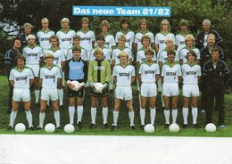 BORUSSIA        MONCHENGLADBACH     1981/82 - Football