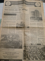 Antwerpse Stadskrant Met Tramhistorie En 50 Jaar Imalso Linkeroever 1973 - Tourisme