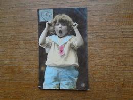 """Enfant Qui Crie  """""""" Carte De 1905 """""""" - Scènes & Paysages"""