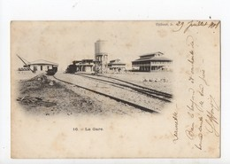 DJIBOUTI - La Gare 1900... - Djibouti