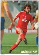 BAYERN       MONACO       PAUL      BREITNER - Calcio