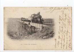 DJIBOUTI - Pont De Chébelé - Train 1900... - Djibouti