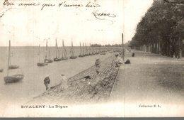 76 SAINT-VALERY  LA DIGUE - Saint Valery En Caux