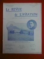 AVIATION REVUE ILLUSTREE COURSE PARIS PUY DE DOME EUGENE RENAUX LISTE PILOTES BREVETES 1911 N° 53 - Books, Magazines, Comics