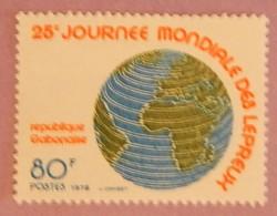 GABON ANNEE 1978 YT 389  NEUF - Gabon (1960-...)