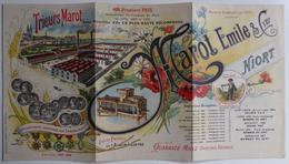 TRIEURS MAROT - E.MAROT - Niort - Agriculture