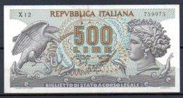 Italie Billet De 500 Lire 1966 X12 - [ 2] 1946-… : Républic