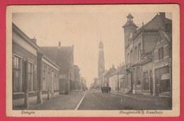 Dongen - Hoogenham - Raadhuis - 192? ( Verso Zien ) - Nederland
