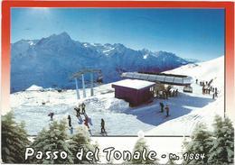 V3738 Passo Del Tonale (Trento) - Stazione D'arrivo Della Seggiovia / Viaggiata 2004 - Italia