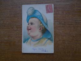 """Portrait D'enfant """""""" Carte écrite Par Hélène Mac Mahon !!!!! """""""" - Portraits"""