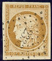 No 1, Obl Pc 2333, Un Voisin, Jolie Pièce. - TB - 1849-1850 Ceres