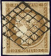 No 1c, Un Voisin, Très Belle Nuance. - TB - 1849-1850 Ceres