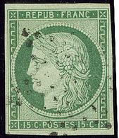 No 2, Obl étoile, Jolie Pièce. - TB. - R - 1849-1850 Ceres