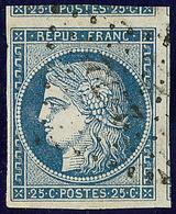 No 4a, Trois Voisins, Obl Pc 2272. - TB - 1849-1850 Ceres